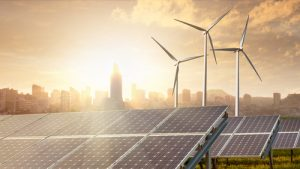 Wind and Solar Use is Up, and Fossil Fuel Use is Declining